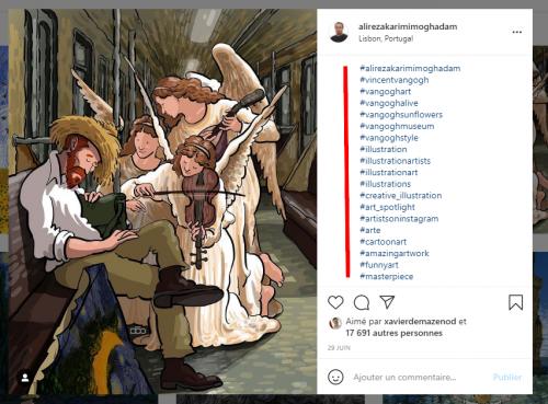 Comment vendre ses tableaux et ses créations en ligne ? 7 conseils pour les artistes peintres qui veulent vendre sur Instagram ! 11