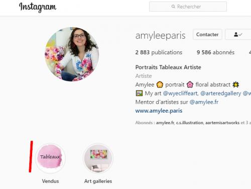 Comment vendre ses tableaux et ses créations en ligne ? 7 conseils pour les artistes peintres qui veulent vendre sur Instagram ! 14