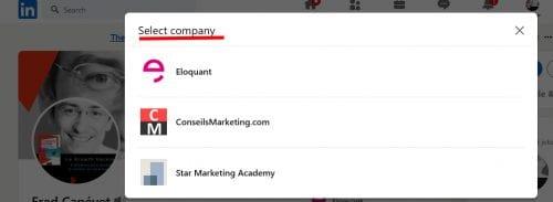 Comment ajouter le badge Hiring sur votre profil LinkedIn ? 14