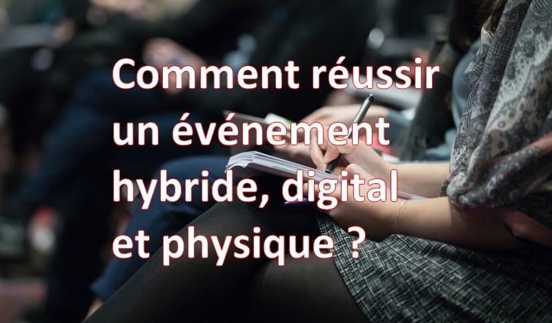 événement hybride