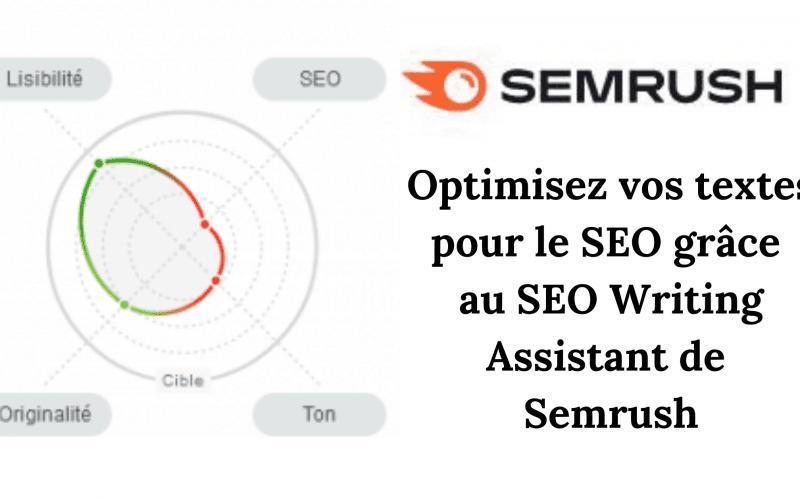 10 conseils pour écrire pour le web + un tuto sur l'optimisation des textes avec le SEO Writing Assistant de Semrush 3