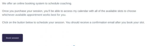 Comment vendre ses prestations de coaching ou consulting sur internet ? Avec Podia cela prend désormais 5 minutes pour vendre vos prestations en ligne ! 14