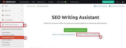 10 conseils pour écrire pour le web + un tuto sur l'optimisation des textes avec le SEO Writing Assistant de Semrush 34