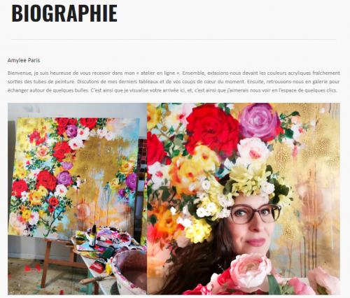 Comment créer un site web d'artiste peintre ? 10 conseils pour vendre ses tableaux en ligne ! 3