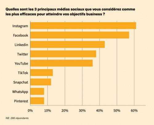Quelles sont les tendances clés à anticiper sur les Médias Sociaux ? Découvrez les chiffres clés ! 5