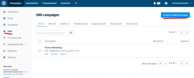 Envoyez des SMS et des emailings depuis Shopify grâce à Sendinblue ! 30