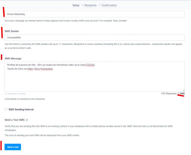 Envoyez des SMS et des emailings depuis Shopify grâce à Sendinblue ! 31