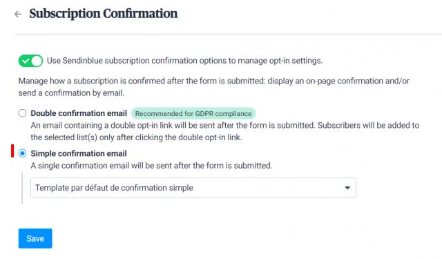Envoyez des SMS et des emailings depuis Shopify grâce à Sendinblue ! 21