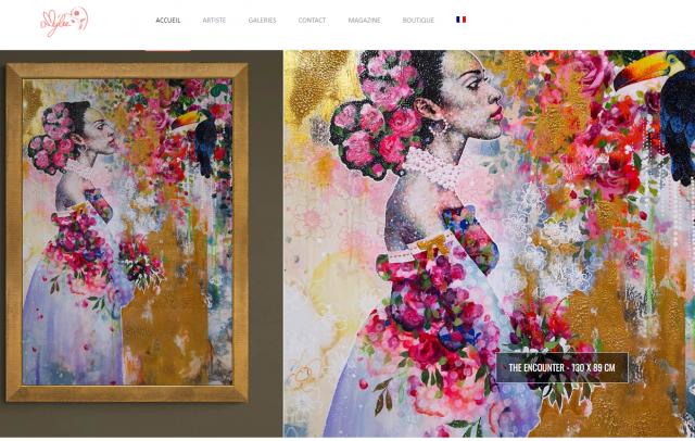 Comment créer un site web d'artiste peintre ? 10 conseils pour vendre ses tableaux en ligne ! 10