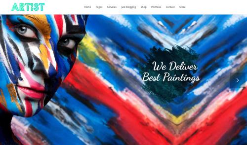 Comment créer un site web d'artiste peintre ? 10 conseils pour vendre ses tableaux en ligne ! 6