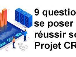 Projet CRM