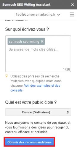 10 conseils pour écrire pour le web + un tuto sur l'optimisation des textes avec le SEO Writing Assistant de Semrush 24