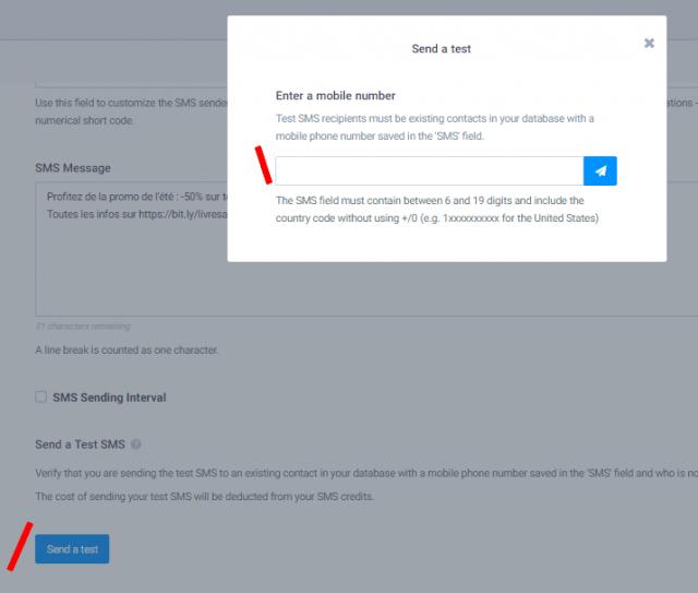Envoyez des SMS et des emailings depuis Shopify grâce à Sendinblue ! 32