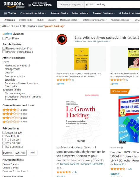Etude sur les moteurs de recherche internes des sites internet + 8 conseils pour améliorer leurs performances ! 16
