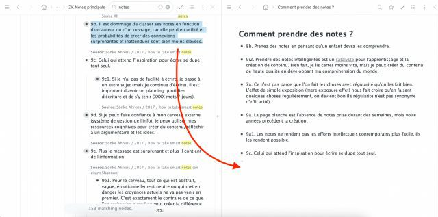 Comment écrire un article de blog captivant ? C'est facile avec la méthode Zettelkasten ! 7