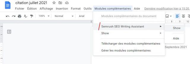 10 conseils pour écrire pour le web + un tuto sur l'optimisation des textes avec le SEO Writing Assistant de Semrush 20