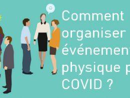 Comment organiser un événement, un salon… dans un monde post COVID ? 7